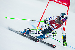 Ilka Stuhec (SLO) during the Ladies' Giant Slalom at 57th Golden Fox event at Audi FIS Ski World Cup 2020/21, on January 16, 2021 in Podkoren, Kranjska Gora, Slovenia. Photo by Vid Ponikvar