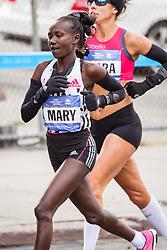 NYC Marathon, Keitany
