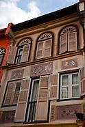 Singapore Shophouses & Windows