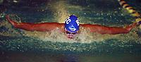Svømming, 1. desember 2002. NIH Oslo, Gard Kvale
