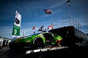 January 30-31, 2021. IMSA Weathertech Series. Rolex Daytona 24h:  #19 GRT Grasser Racing Team, Lamborghini Huracan GT3, Misha Goikhberg, Franck Perera, Albert Costa, Tim Zimmermann