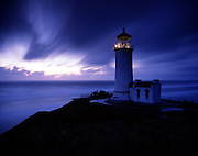 The North Head Lighthouse located on the south end of the Long Beach Penninsula, has a wonderful view of the Pacific Ocean. (Benjamin Benschneider / The Seattle Times)