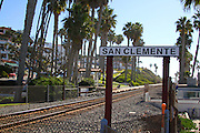 Downtown San Clemente at the Pier