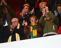 Photo: Andrew Unwin.<br />Sunderland v Norwich City. Coca Cola Championship. 02/12/2006.<br />Norwich's Delia Smith.