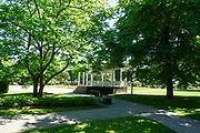 Urban Park in Jurmala, Latvia