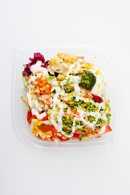 Veggie Bowl from Maoz ($10.66)