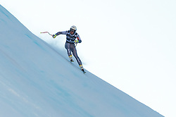 29.12.2017, Stelvio, Bormio, ITA, FIS Weltcup, Ski Alpin, alpine Kombination, Abfahrt, Herren, im Bild Victor Muffat-Jeandet (FRA) // Victor Muffat-Jeandet of France in action during the downhill competition for the men's Alpine combination of FIS Ski Alpine World Cup at the Stelvio course, Bormio, Italy on 2017/12/29. EXPA Pictures © 2017, PhotoCredit: EXPA/ Johann Groder