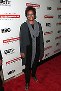September 20, 2012- New York, New York: Media Personality Harriette Cole attends the 2012 Urbanworld Film Festival Opening night premiere screening of  ' Being Mary Jane ' presented by BET Networks held at AMC 34th Street on September 20, 2012 in New York City. The Urbanworld® Film Festival is the largest internationally competitive festival of its kind. The five-day festival includes narrative features, documentaries, and short films, as well as panel discussions, live staged screenplay readings, and the Urbanworld® Digital track focused on digital and social media. (Terrence Jennings)