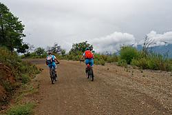 24-06-2018 NED: Bierzo & Babia challenge BvdGF day 1, Ponferrada<br /> First MTB trip Embalse de Barcena - Senda de Bas