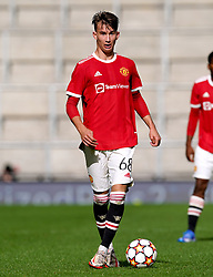 Manchester United's Martin Svidersky during the UEFA Youth League, Group F match at Leigh Sports Village, Manchester. Picture date: Wednesday September 29, 2021.