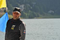 Bjorn Hansen, Skipper, Mekonomen Sailing Team. Photo:Chris Davies/WMRT