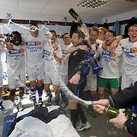 St Johnstone First Division Champions