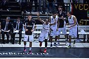 DESCRIZIONE : Bologna Lega A 2015-16 Obiettivo Lavoro Virtus Bologna - Umana Reyer Venezia<br /> GIOCATORE : Allan Ray<br /> CATEGORIA : Esultanza<br /> SQUADRA : Obiettivo Lavoro Virtus Bologna<br /> EVENTO : Campionato Lega A 2015-2016<br /> GARA : Obiettivo Lavoro Virtus Bologna - Umana Reyer Venezia<br /> DATA : 04/10/2015<br /> SPORT : Pallacanestro<br /> AUTORE : Agenzia Ciamillo-Castoria/G.Ciamillo<br /> <br /> Galleria : Lega Basket A 2015-2016 <br /> Fotonotizia: Bologna Lega A 2015-16 Obiettivo Lavoro Virtus Bologna - Umana Reyer Venezia