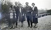 group portrait 1920s
