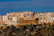 Sicily, Agrigento, temple valley