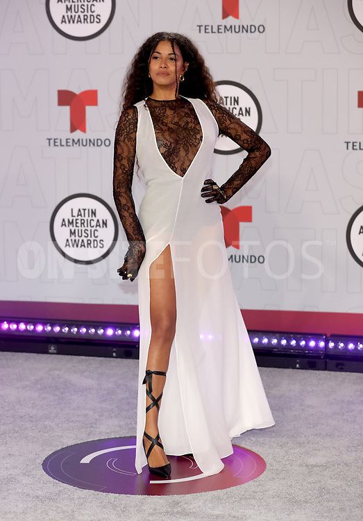 """2021 LATIN AMERICAN MUSIC AWARDS -- """"Red Carpet"""" -- Pictured: Yendry at the BB&T Center in Sunrise, FL on April 15, 2021 -- (Photo by: Aaron Davidson/Telemundo)"""