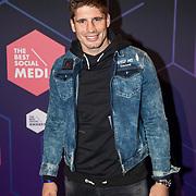 NLD/Amsterdam/20190613 - Inloop uitreiking De Beste Social Awards 2019, Rico Verhoeven