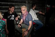 Kultur Shock in Belgrade, Serbia. Val and Guy..
