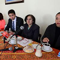 Toluca, Méx.- Integrantes de la sociedad civil Mexcub Servicios Educativos anunciaron la creación de una casa dedicada a atender las necesidades en materia de enseñanza y atención médica especializada, dirigidos a menores de edad con capacidades diferentes. Agencia MVT / Crisanta Espinosa
