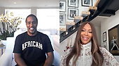 Apr 23, 2020 (USA): No Filter With Naomi Campbell: Diddy