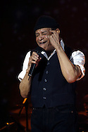 DURBAN - 20 March 2007 - Al Jarreau performs at the official opening of the International Convention Centre Arena in Durban. Picture: Giordano Stolley