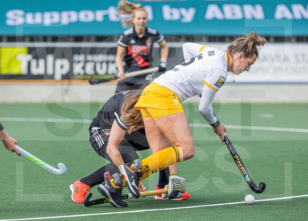 AMSTELVEEN - Frederique Matla (DenBosch)  tijdens  de hoofdklasse hockey competitiewedstrijd dames, Amsterdam-Den Bosch (0-1)  COPYRIGHT WORLDSPORTPICS KOEN SUYK