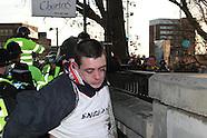 EDL protest Peterborough 11/12/2010