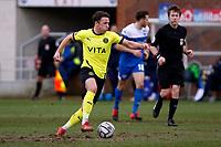 John Rooney. Eastleigh FC 1-0 Stockport County FC. Vanarama National League. Silverlake Stadium. 20.02.21