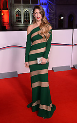Amy Willerton arriving at The Millies 2016, Guildhall, London. Picture Credit Should Read: Doug Peters/EMPICS Entertainment