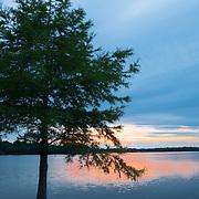 Lake Quannapowitt Sunset, Wakefield, MA