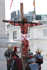 Passion of Jesus Passion play