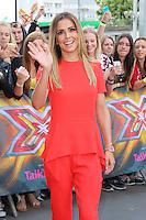 Cheryl Cole, The X Factor - London auditions photocall, Emirates Stadium, London UK, 20 June 2014, Photo by Richard Goldschmidt