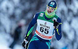 27.11.2016, Nordic Arena, Ruka, FIN, FIS Weltcup Langlauf, Nordic Opening, Kuusamo, Herren, im Bild Alexandr Malyshev (KAZ) // Alexandr Malyshev of Kazakhstan during the Mens FIS Cross Country World Cup of the Nordic Opening at the Nordic Arena in Ruka, Finland on 2016/11/27. EXPA Pictures © 2016, PhotoCredit: EXPA/ JFK