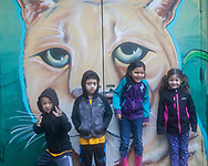 For the 8th consecutive year, I have photographed the MLA kindergarten students.