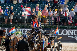 Marie De Ronde-Oudemans<br /> World Equestrian Games - Tryon 2018<br /> © Hippo Foto - Dirk Caremans<br /> 23/09/2018