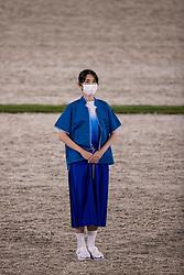 Prizegiving<br /> Olympic Games Tokyo 2021<br /> © Hippo Foto - Dirk Caremans<br /> 27/07/2021