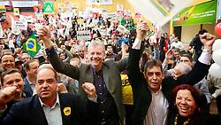 O pré-candidato, José Fortunati participa da convenção do PMDB, na Câmara Municipal de Porto Alegre. FOTO: Jefferson Bernardes/Preview.com