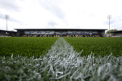 A general view of The Pirelli Stadium, home of Burton Albion - Mandatory by-line: Robbie Stephenson/JMP - 13/10/2018 - FOOTBALL - Pirelli Stadium - Burton upon Trent, England - Burton Albion v Bristol Rovers - Sky Bet League One