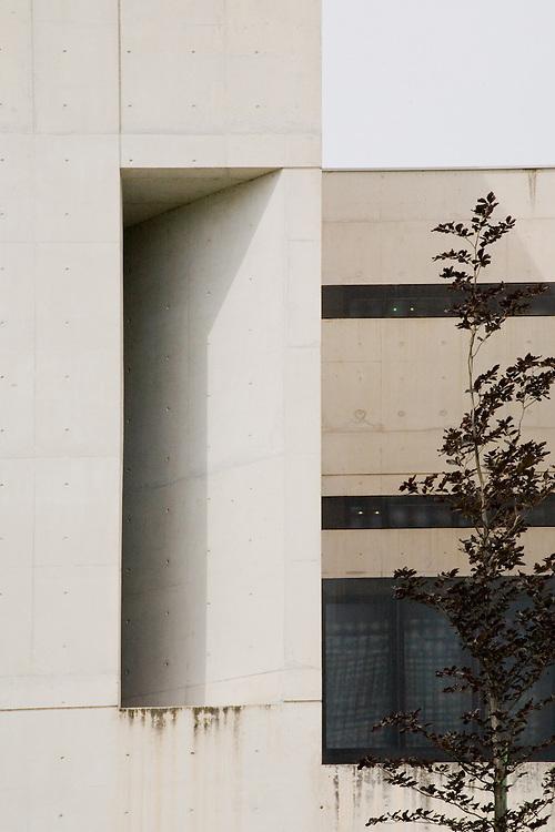 Facultad CCSS UNAV. Pamplona. Vicens - Ramos Architects
