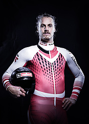 12.10.2019, Olympiahalle, Innsbruck, AUT, FIS Weltcup Ski Alpin, im Bild Manuel Feller // during Outfitting of the Ski Austria Winter Collection and the official Austrian Ski Federation 2019/ 2020 Portrait Session at the Olympiahalle in Innsbruck, Austria on 2019/10/12. EXPA Pictures © 2020, PhotoCredit: EXPA/ JFK