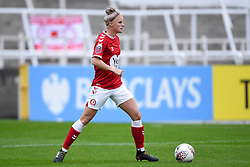 Jasmine Matthews of Bristol City Women - Mandatory by-line: Ryan Hiscott/JMP - 18/10/2020 - FOOTBALL - Twerton Park - Bath, England - Bristol City Women v Birmingham City Women - Barclays FA Women's Super League