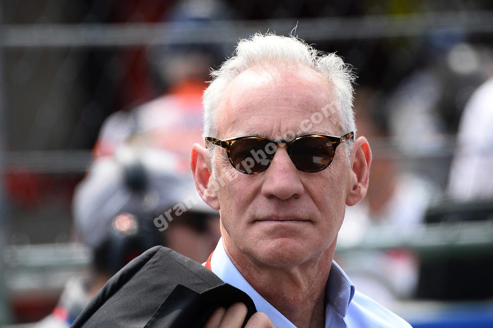 Greg Maffei (Liberty Media) at the 2019 Mexican Grand Prix in Mexico City. Photo: Grand Prix Photo