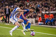 FC Barcelona v Real Sociedad 15 Apr 2017