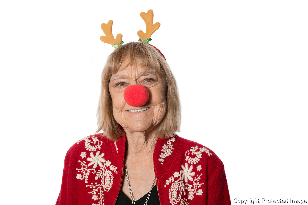 Christmas sweater grandma
