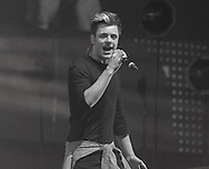 Casey Johnson of  the Stereo Kicks during the X Factor Live Tour 2015 at the Brighton Centre, Brighton & Hove, United Kingdom on 16 March 2015. Photo by Phil Duncan.
