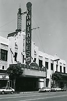1987 The Pantages Theater