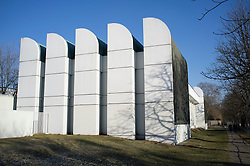 Bauhaus Archiv in Berlin Germany