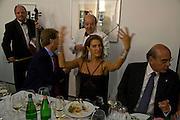 FIONA SWAROVSKI, Dinner at the Museum der Moderne. Salzburg.  Amadeus Weekend. Salzburg. 23 August 2008.  *** Local Caption *** -DO NOT ARCHIVE-© Copyright Photograph by Dafydd Jones. 248 Clapham Rd. London SW9 0PZ. Tel 0207 820 0771. www.dafjones.com.