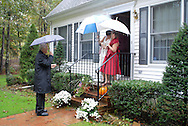 10/17/09 - 1:54:59 PM - MAYS LANDINGS, NJ: Laurie & Tony - October 17, 2009 (Photo by William Thomas Cain/cainimages.com)