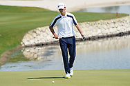 Nicolai Højgaard (DEN) during the second round of the Commercial Bank Qatar Masters 2020, Education City Golf Club , Doha, Qatar. 06/03/2020<br /> Picture: Golffile | Phil Inglis<br /> <br /> <br /> All photo usage must carry mandatory copyright credit (© Golffile | Phil Inglis)